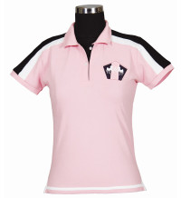 LADIES PACIFIC SHORT SLEEVE POLO SHIRT S/M
