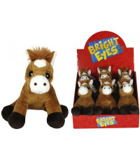 Bright Eyes Plush Pony