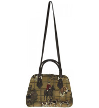 Hunting Convertible Handbag