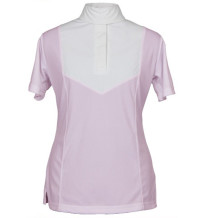 SHIRES LADIES  SLEEVE STOCK SHIRT S/M/L (PINK)